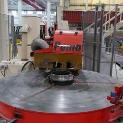 BFS Puma automated pheriphery equipment
