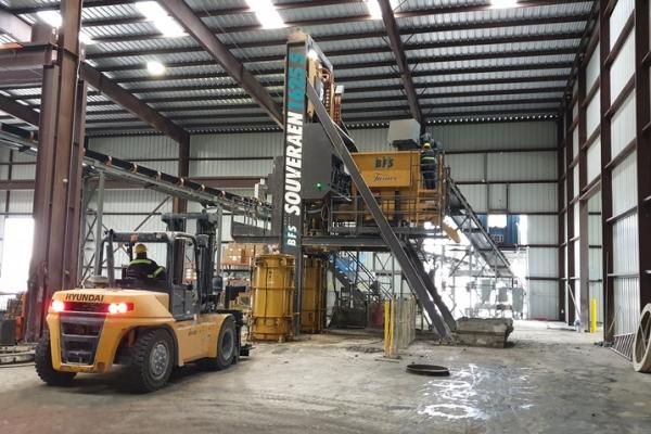BFS Souveraen Turner plant