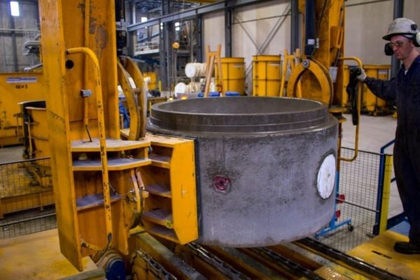 Prima Manhole production