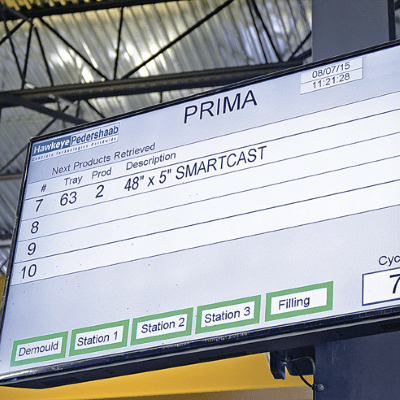 Prima computer automation