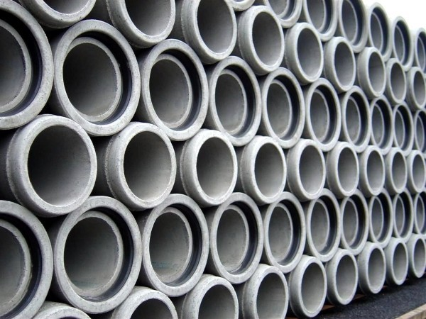 Round Pipes Gasketed