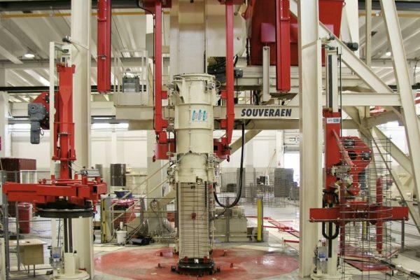 BFS Souveraen machine installation