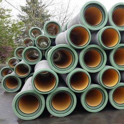 BFS Ecoresist pipe liner