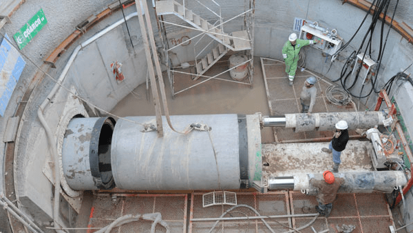 BFS Jacking Pipe Mold