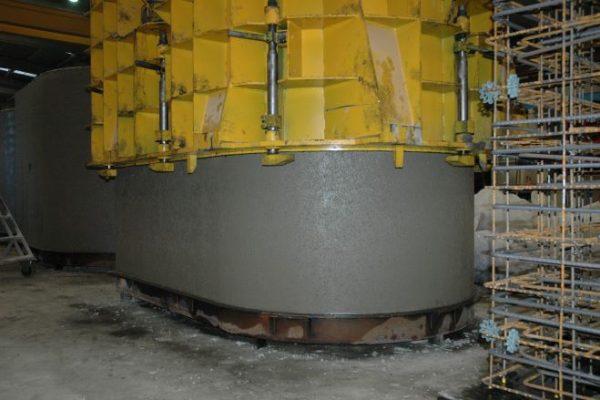 HawkeyePedershaab box culvert mold equipment