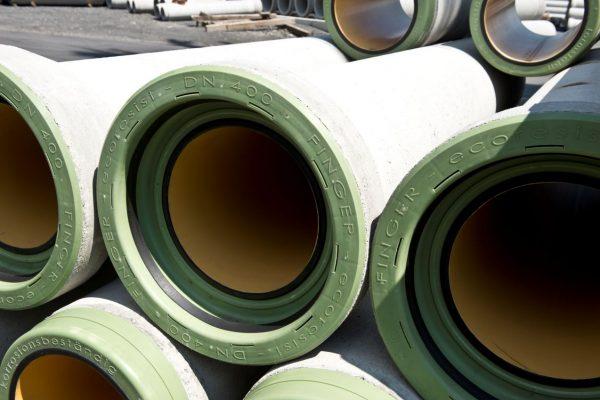 Ecoresist pipes