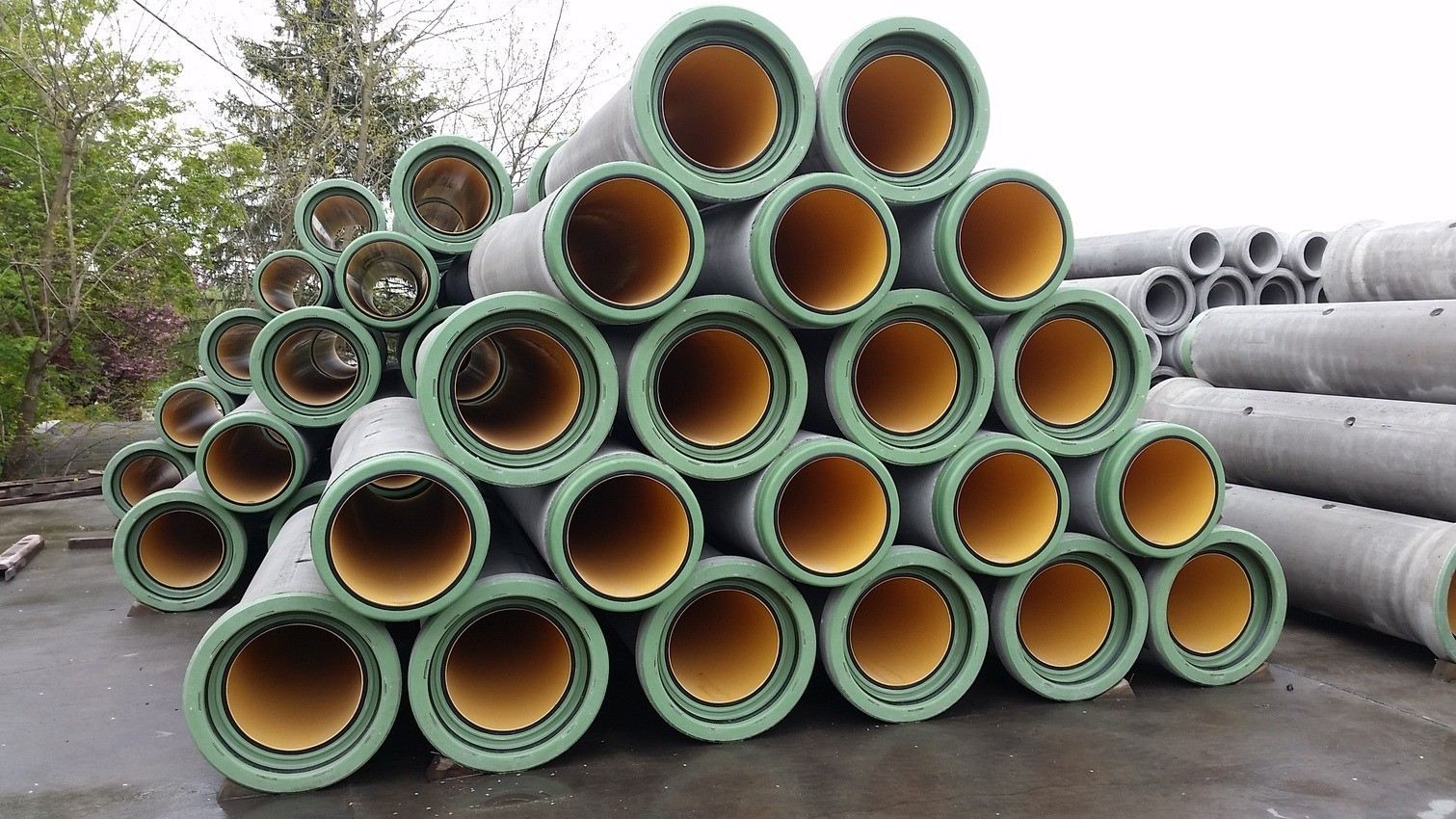 Ecoresist pipe liner system