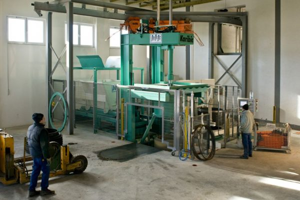 Karibic operation in plant