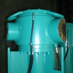 BFS lubrication system
