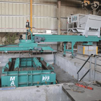 BFS Mammut CNC Controlled Feeder
