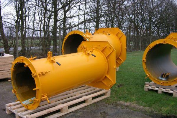 HawkeyePedershaab Pipe Mold Equipment