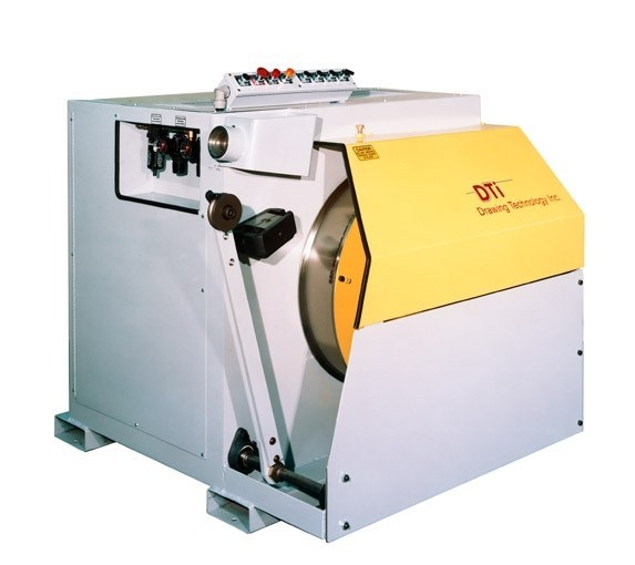 dti wire drawing machine