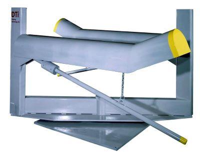 DTI wiredraw machine flipper