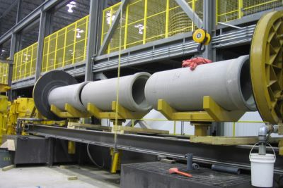 HawkeyePedershaab Hydrostatic testing machine