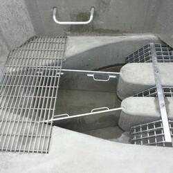 Inspection box culvert
