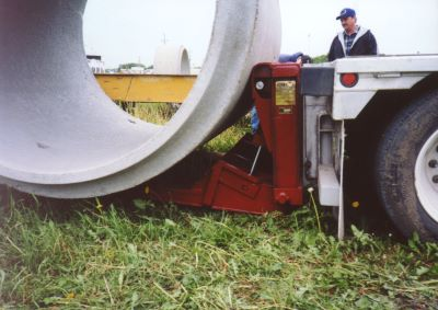 Pipemaster easy to operate