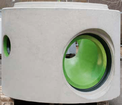 strato inliner for sewage applications