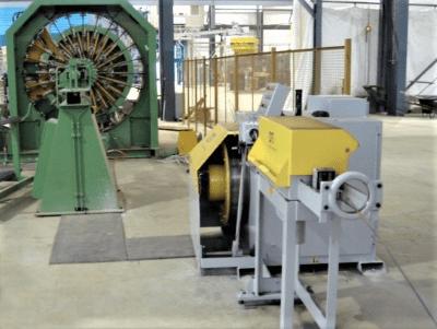 dti wiredraw machine descaler