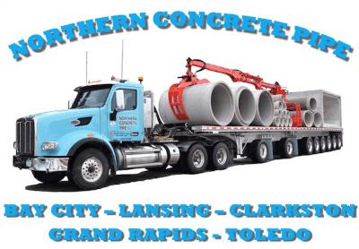 noethern concrete pipe