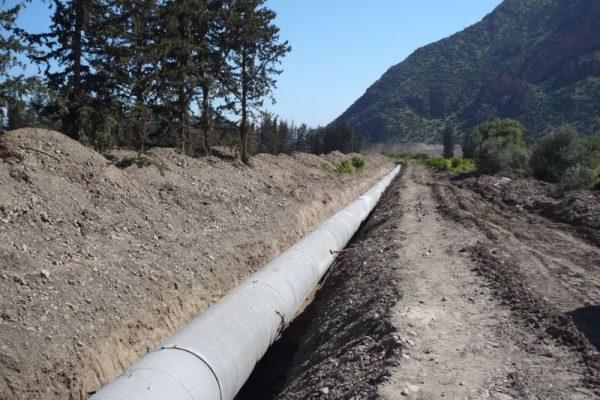 pressure pipe in ground_1