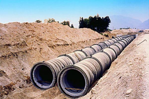 pressure pipe spun pipeline_1