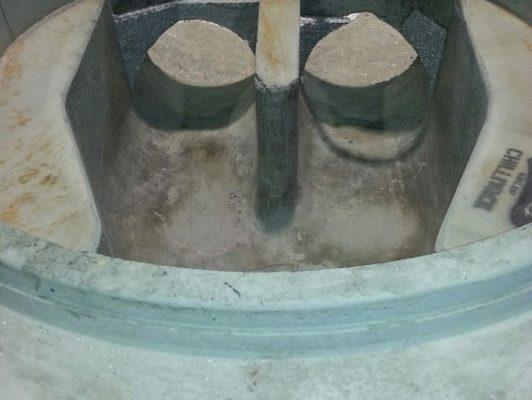 special manhole base