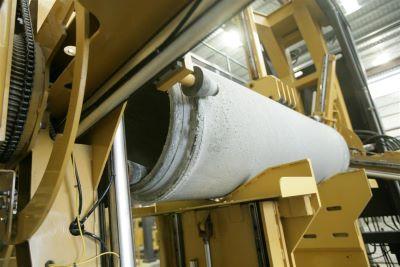 spigot and bell deburring
