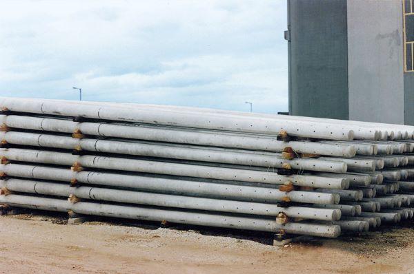 BFS spun process pipes