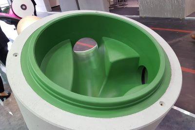 strator inliner in manhole base