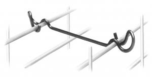 HawkeyePedershaab Box-Lok metal reinforcement spacer