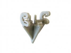 Pyramid_Lock Plastic Spacer