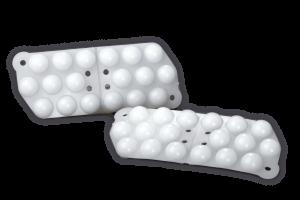 Spillman Plastic Panel Pads