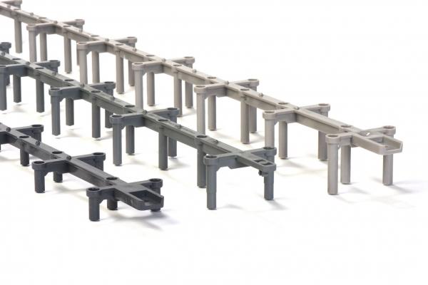 Spillman Econo-Bolster plastic spacer