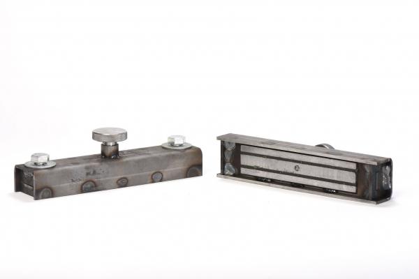 Spillman 1-ton button magnets