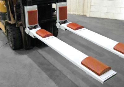 forklift blade covers
