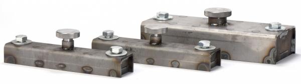 Spillman button magnet weights