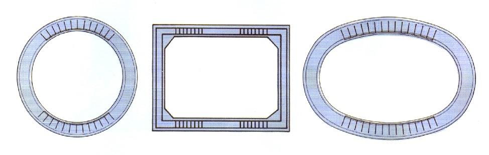 Stirrup mat installation