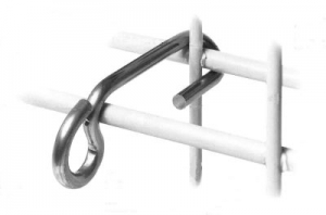 Spa stir metal spacer