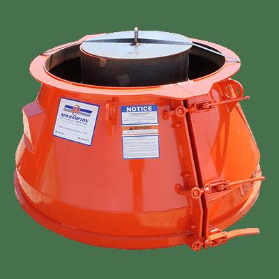 standard manhole cone form