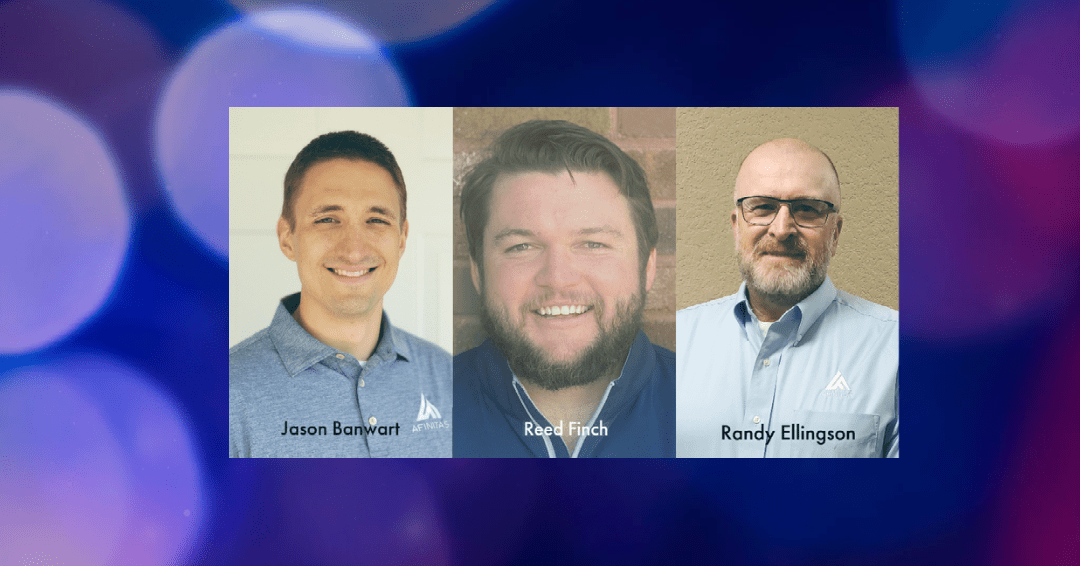 Afinitas Announces Promotions Within Its Equipment and Automation Division
