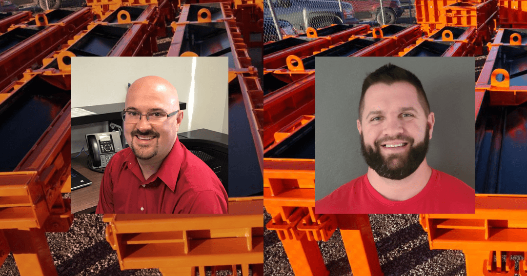 Afinitas Forming Systems Division Announces Promotions